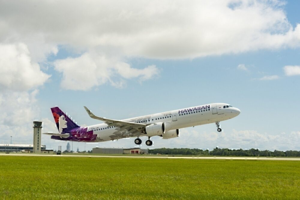 Hawaiian Airlines Is Upgrading Parked Airbus A321neos