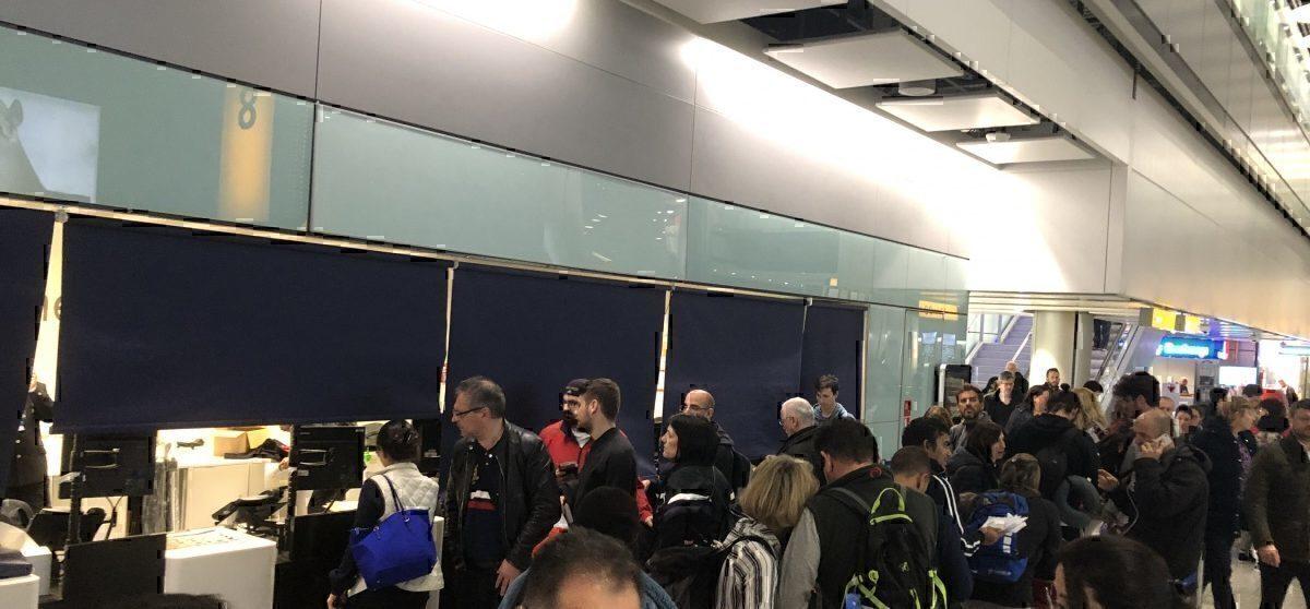 British Airways Terminal 5 Customer Service
