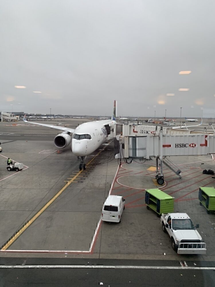 South African Airways Will Not Receive Further Government Support
