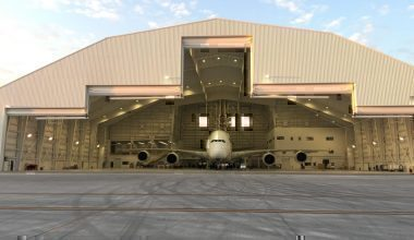 Qantas A380 LAX