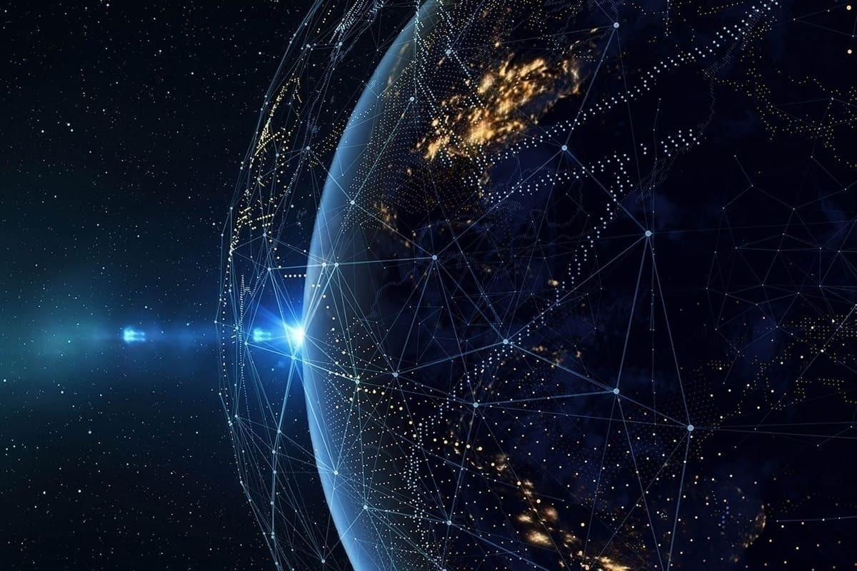 Inmarsat network