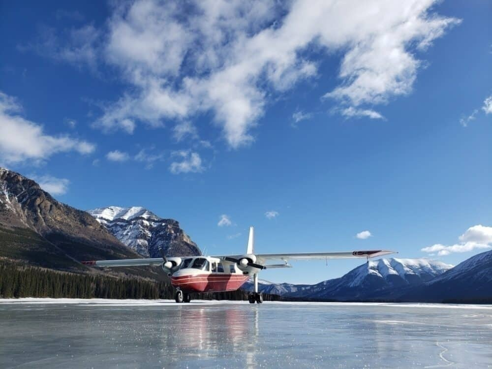 What Aircraft Are Best Suited For Arctic Flight?
