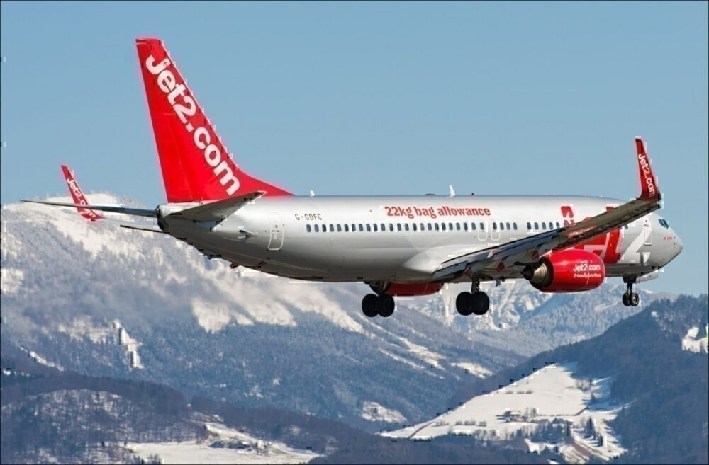 Jet2 travel demand