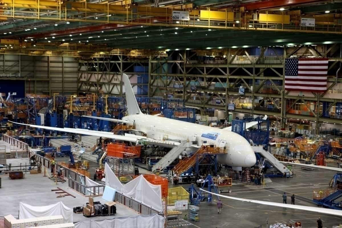 Boeing Set To Cut 787 Dreamliner Production Rate