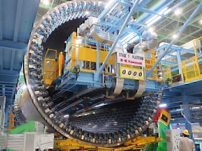 Boeing aircraft work seattle