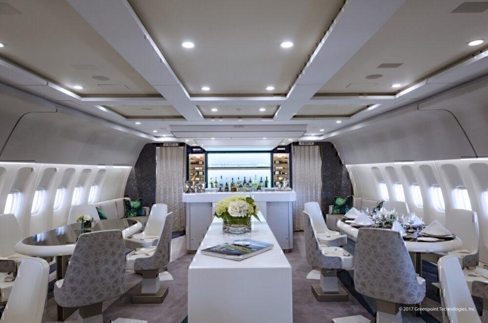 VIP private lounge 777