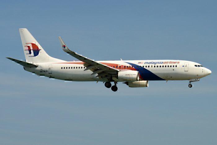 Boeing 737-800 Malaysia