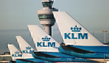 KLM-tailfins-schiphol