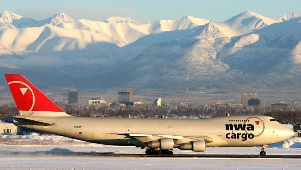 Delta Ups Cargo Flights to Seoul And Shanghai