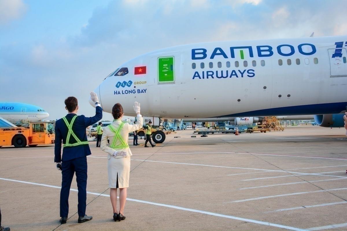 Bamboo Airways Set To Operate Rare Boeing 787 Flight To London