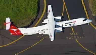 Qantas A400