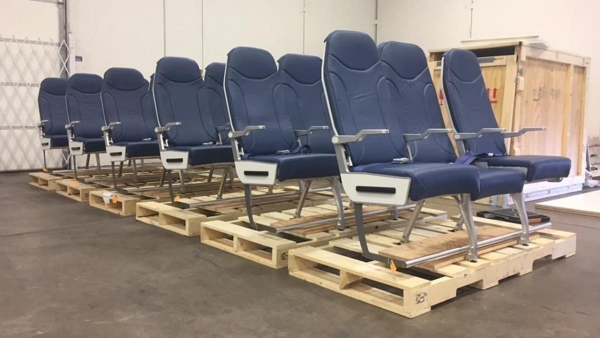 S1 seat Molon Labe