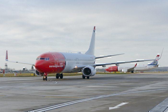 Norwegian-one-passenger-flights