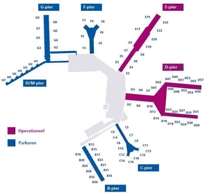 gates-schiphol-airport
