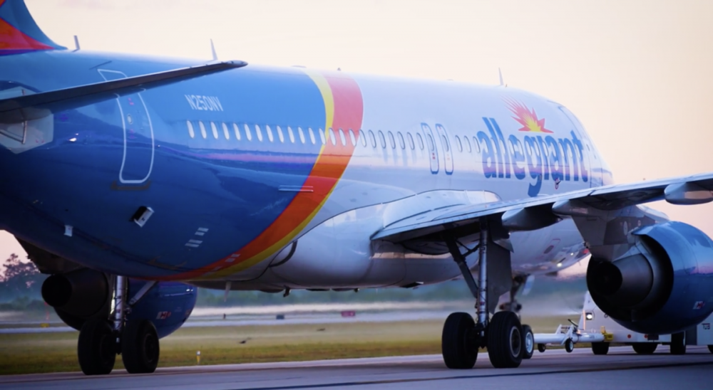 Allegiant Air Averaged Over $2M In Gross Bookings Per Day In May