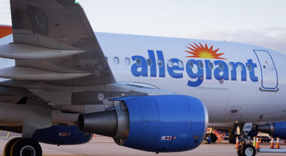 Allegiant Expands To Palm Springs And Others With 7 New Routes