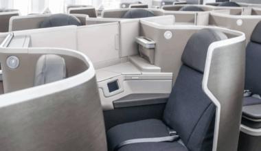 American 787 New Seat