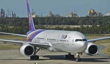 Thai Airways 777-300