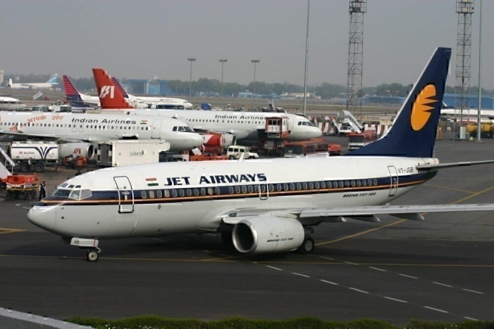 Jet Airways 737-700