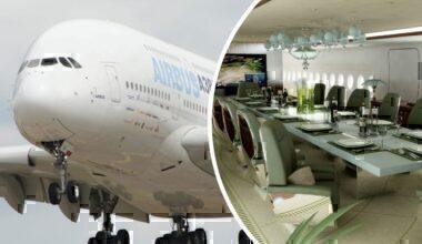 A380 palace