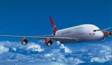 Virgin A380