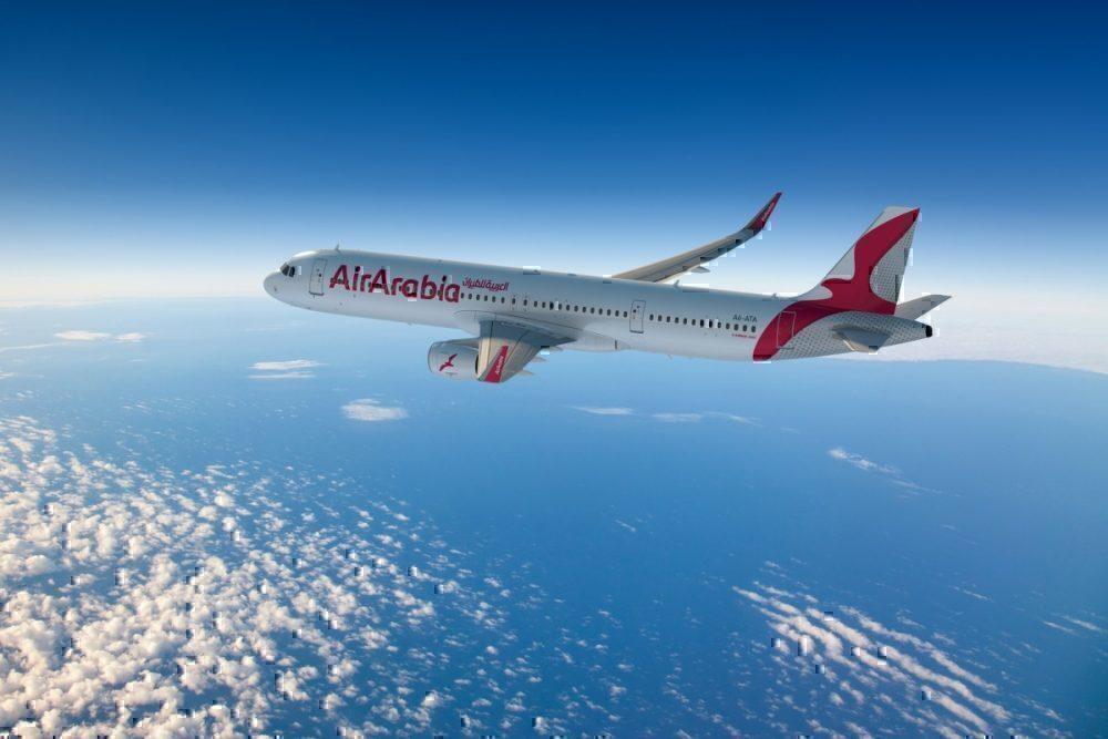 Air Arabia, Etihad, Abu Dhabi
