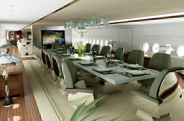private A380