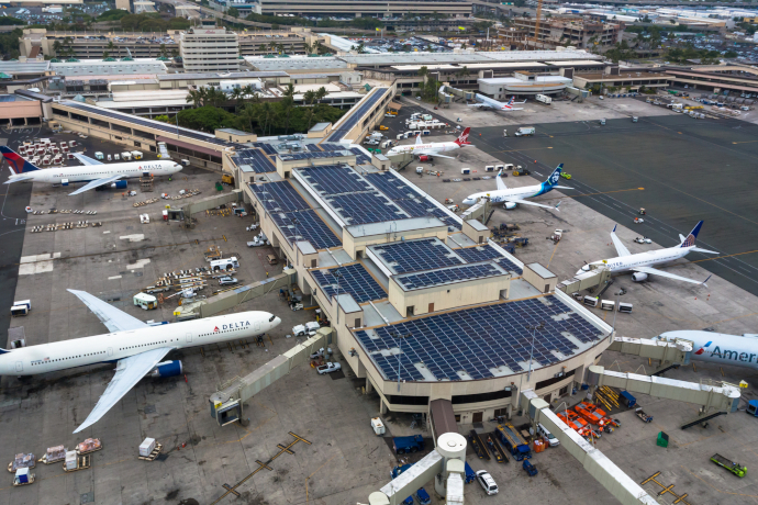 honolulu airport hawaii