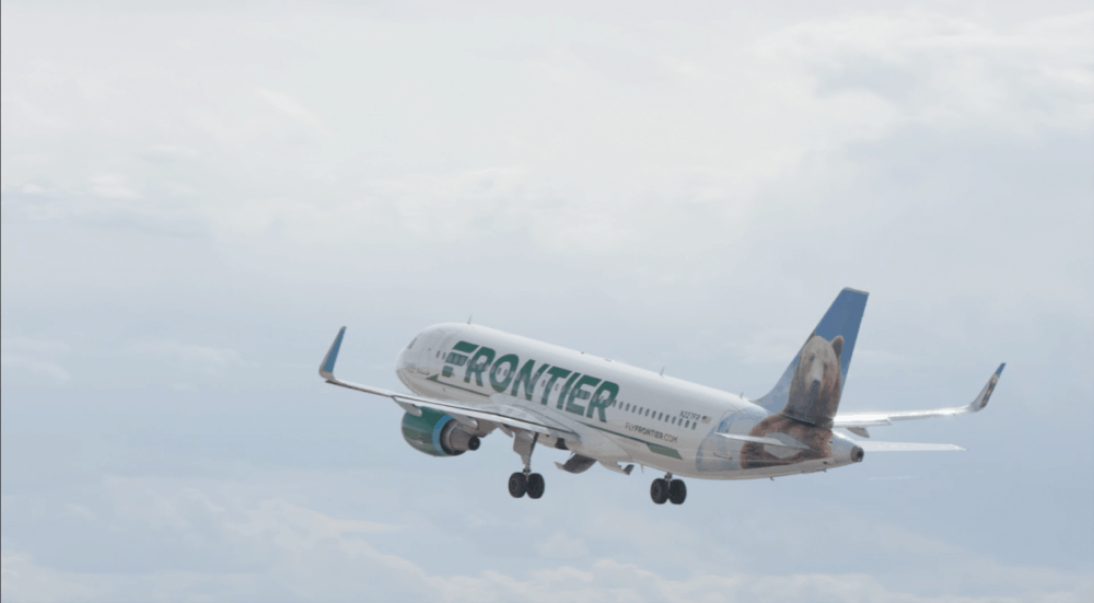 Frontier Airlines Starts Health Questionnaire And Aircraft Fogging