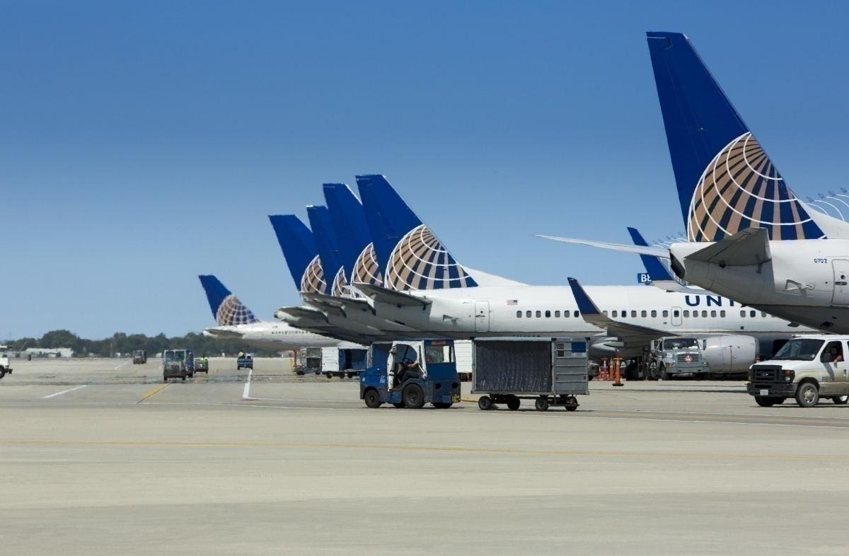 United-passenger-Traffic-falls