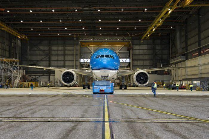 Coronavirus Prompts First KLM Flight To Sydney In 20 Years
