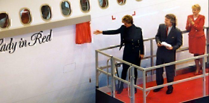 Lady Dianna Virgin A340
