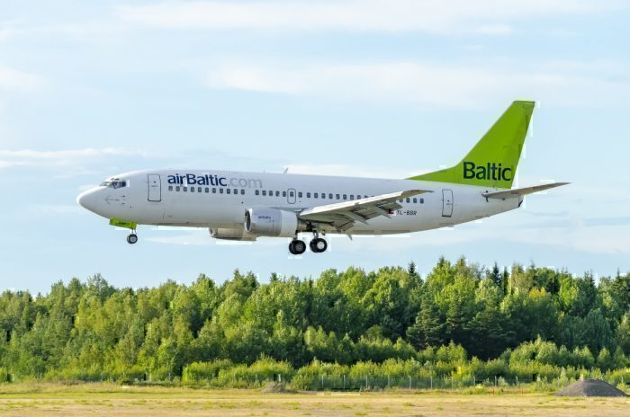 airBaltic, Boeing 737, Retirement