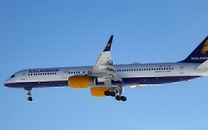 Incorrect Parts Caused Icelandair 757 Gear To Collapse