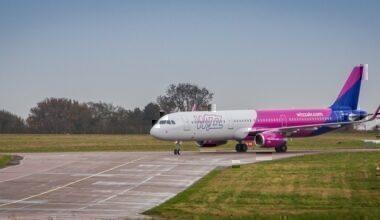 Wizz Air Cash Flow