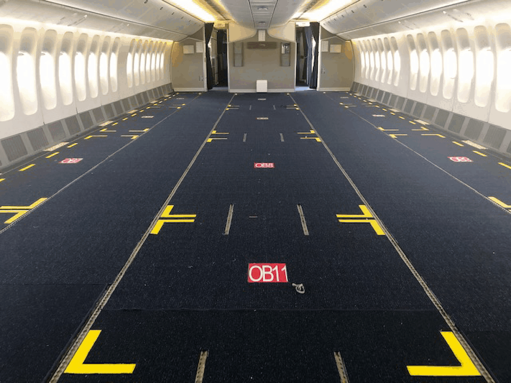 British Airways, Boeing 777, Cargo Configuration