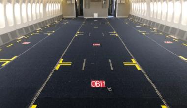 British Airways, Boeing 777, Cargo Configuration