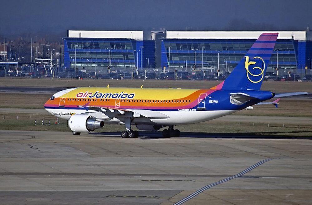 Air Jamaica A310