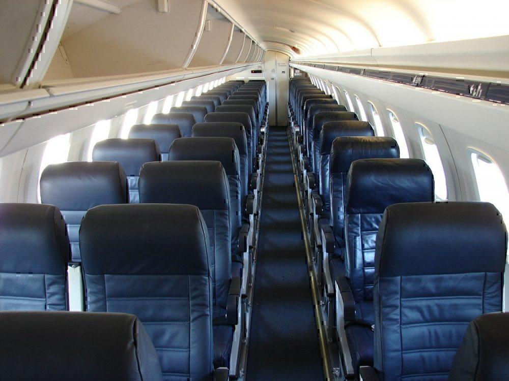 Inside the ERJ-145