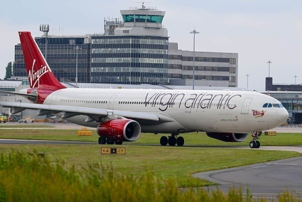 Golden Girl, Virgin Atlantic