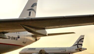 Aegean Airlines Airbus