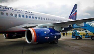 Aeroflot-SSJ100