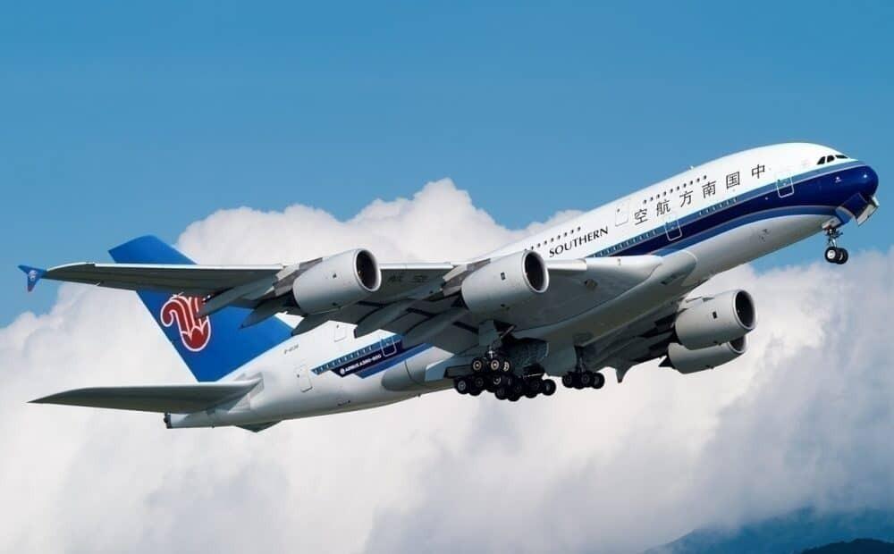 China A380