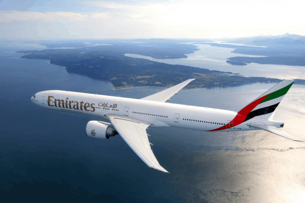 Emirates 777 Resume Routes