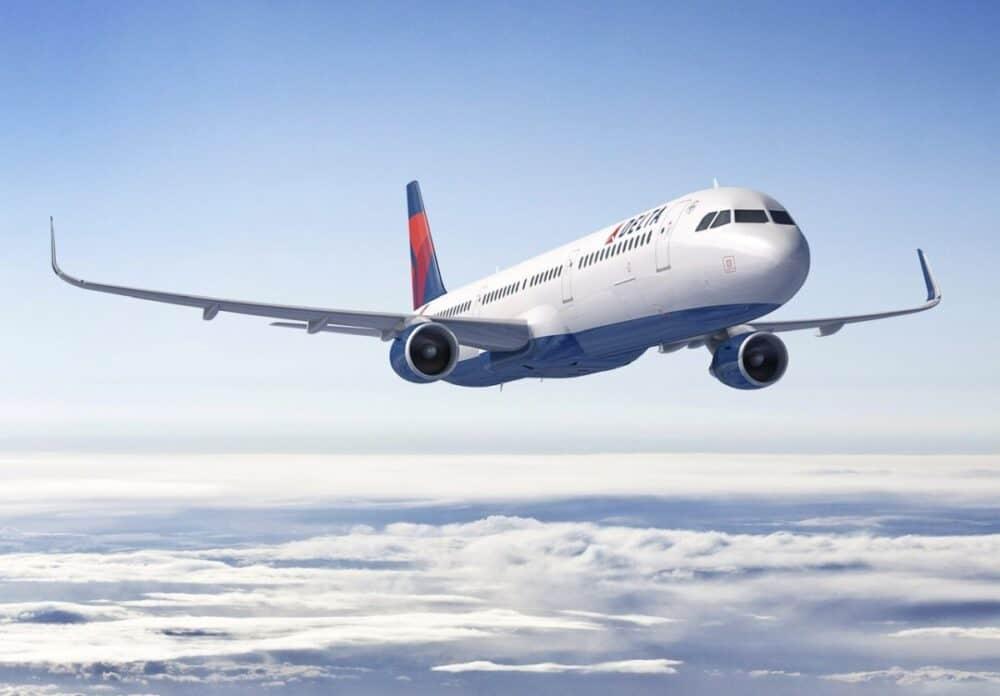 Delta Air Lines A321