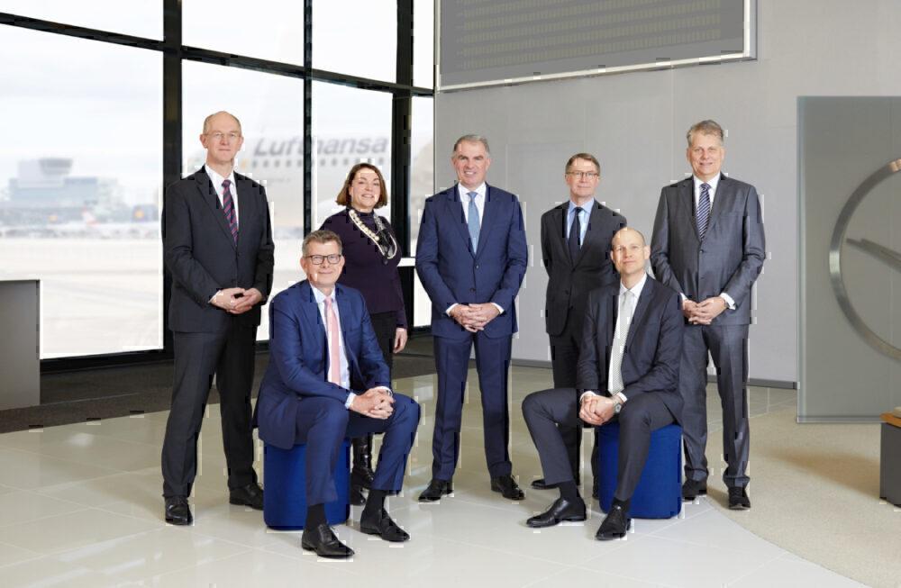 Lufthansa executive board