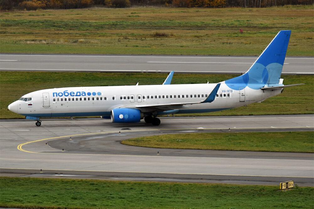 Pobeda Airlines, June Resumption, Domestic Flights
