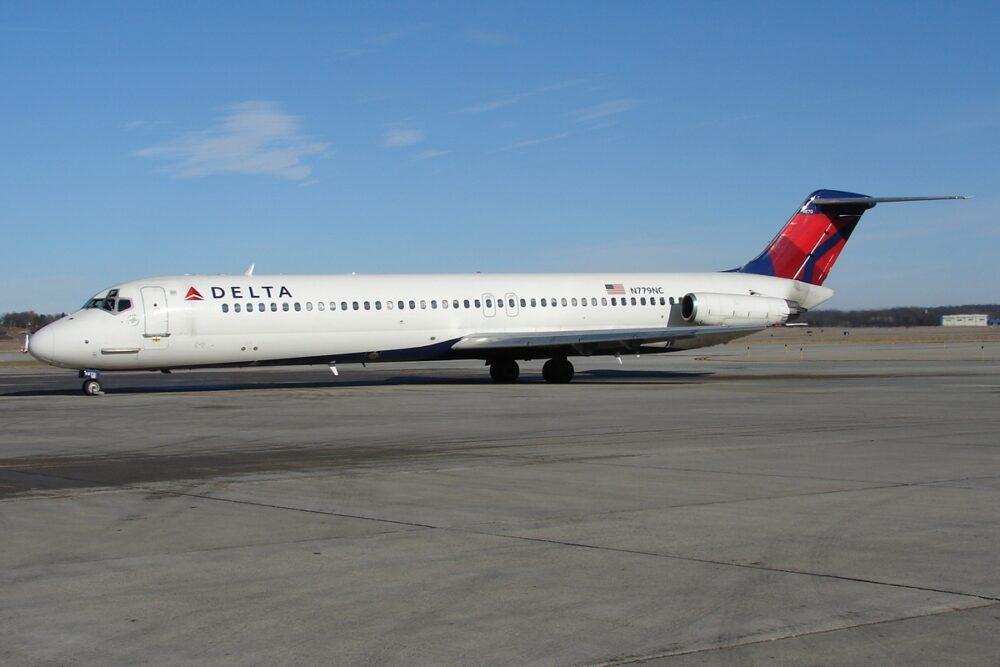 Delta Air Lines DC-9