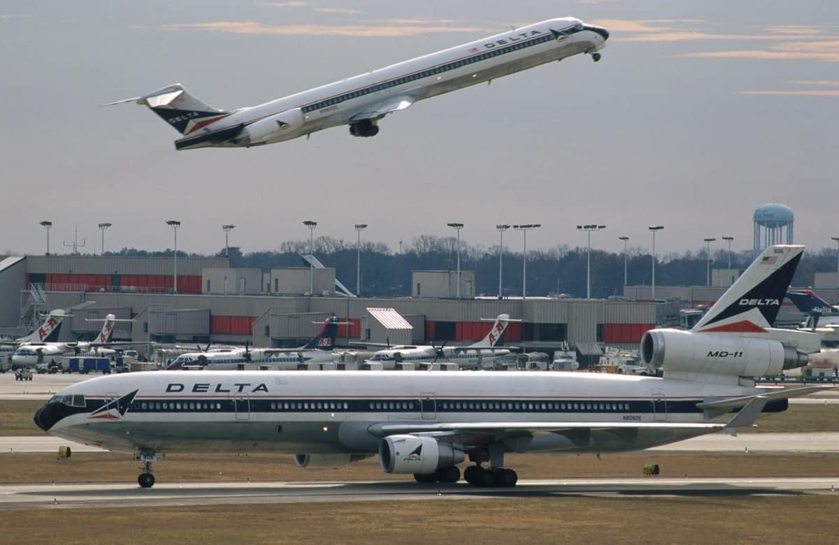 What Happened To Delta Air Lines' MD-11s?