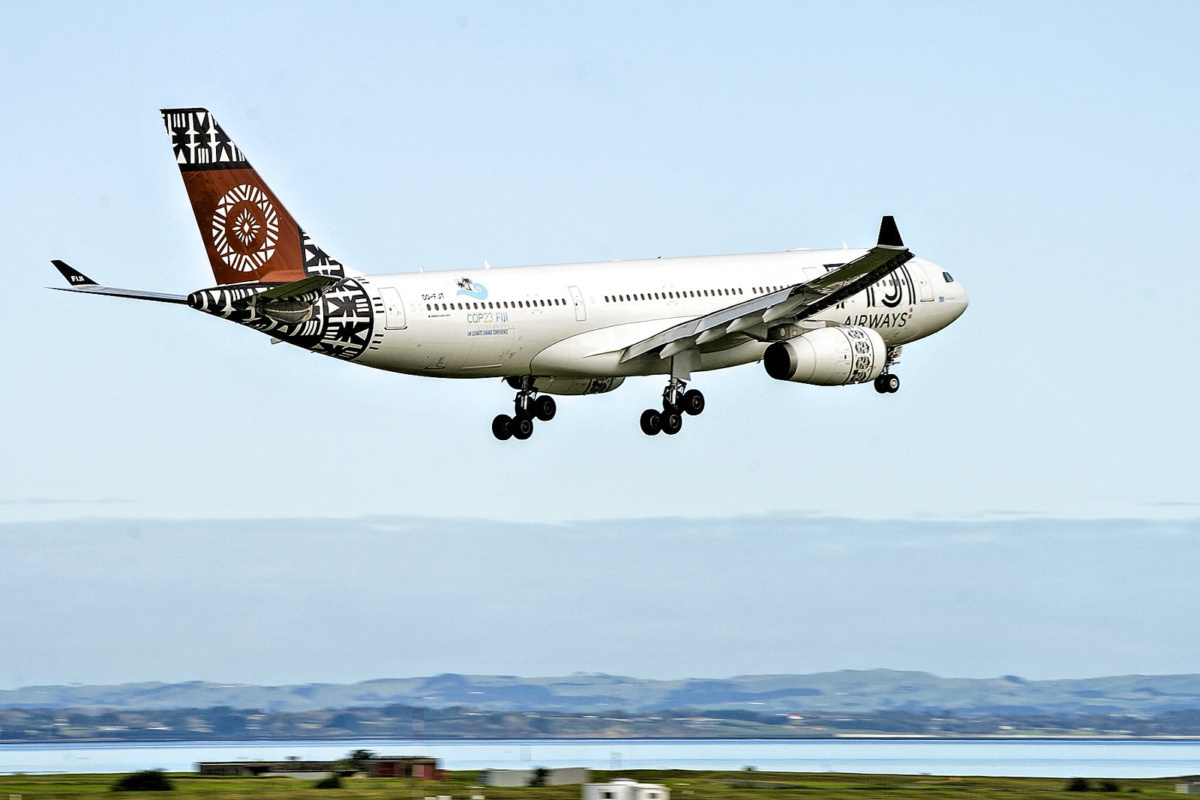 Fiji Airways To Lay Off Hundreds Of Employees